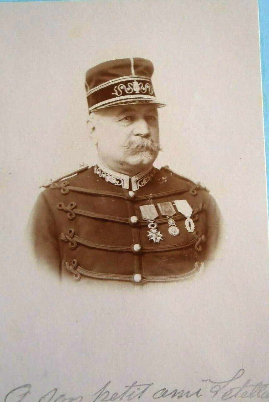 Lieutenant de musique militaire , armée française? Troisi18
