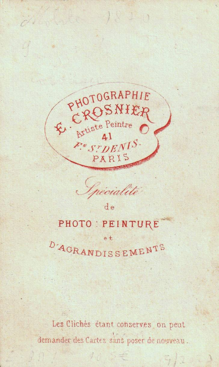 Rare photo colorisée d'un moblot 1870 Verso_10