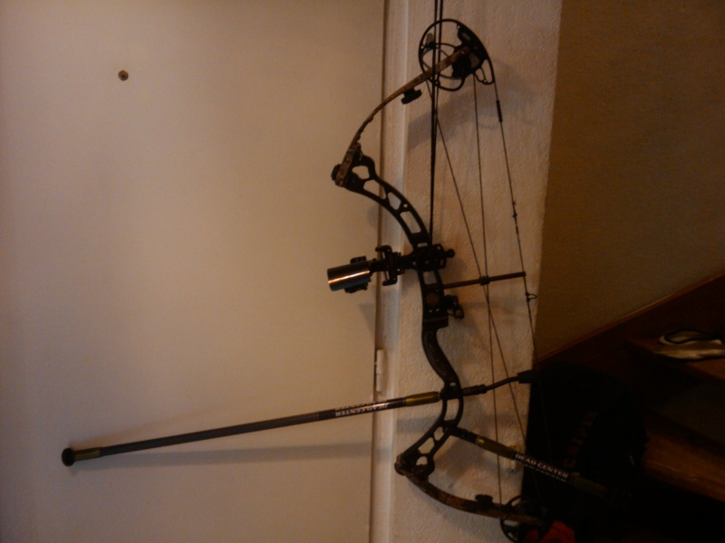 Dead Steady Carbon by Dead Center Archery  2013-019