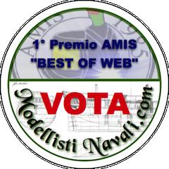 1° Premio AMIS BEST OF WEB Artboa11