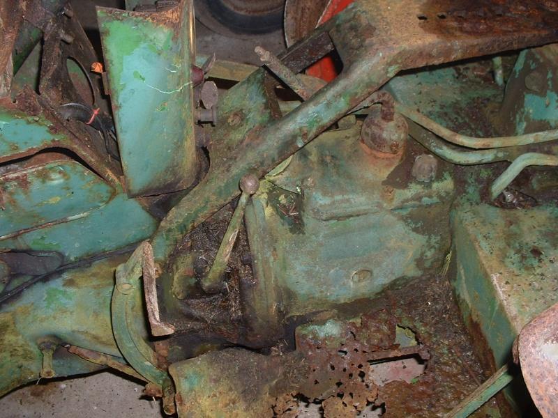 Un d25 à restaurer ou pour pieces 00111