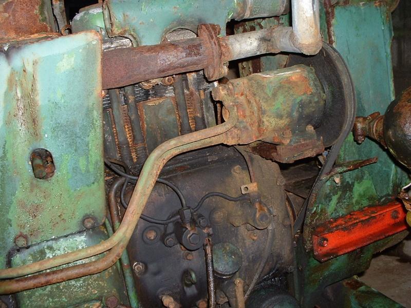 Un d25 à restaurer ou pour pieces 00410