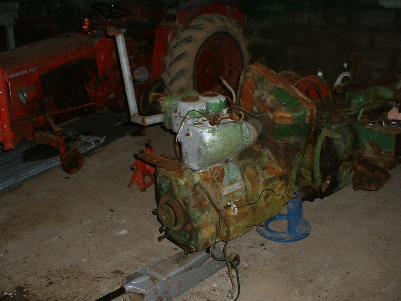 Un d25 à restaurer ou pour pieces 00411