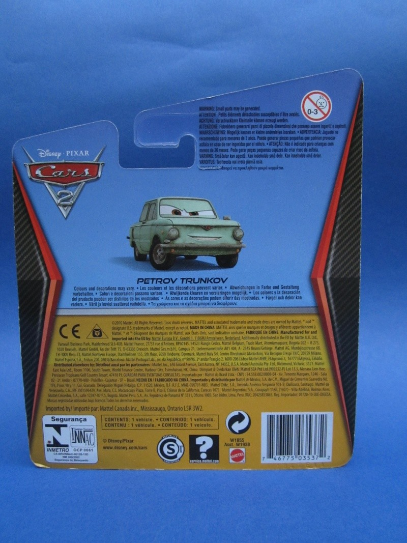 [Cars 2] Les variants  - Page 17 Img_2511