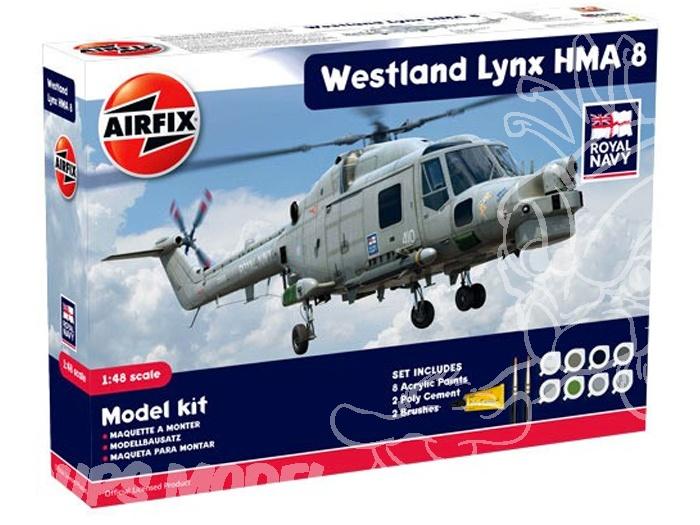 Montage Du SEA Lynx Mk.88A Revell - Échelles1/32 Airfix10