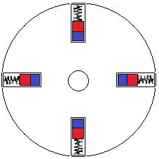 Генератор с центробежным регулятором Ddunnn12