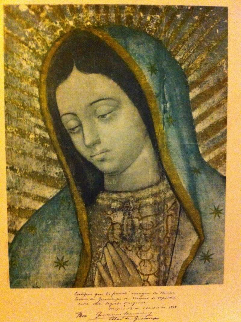 Fête de Notre Dame de Guadaloupe 00710
