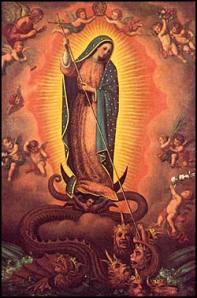 Fête de Notre Dame de Guadaloupe 60845410