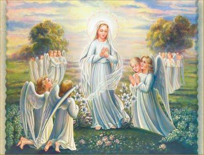 Prière de Consécration à Marie par St Louis- Marie de Monfort Marie_10