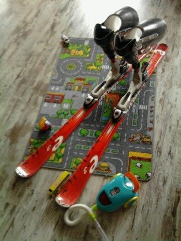 Faire du ski en tibial 0_110