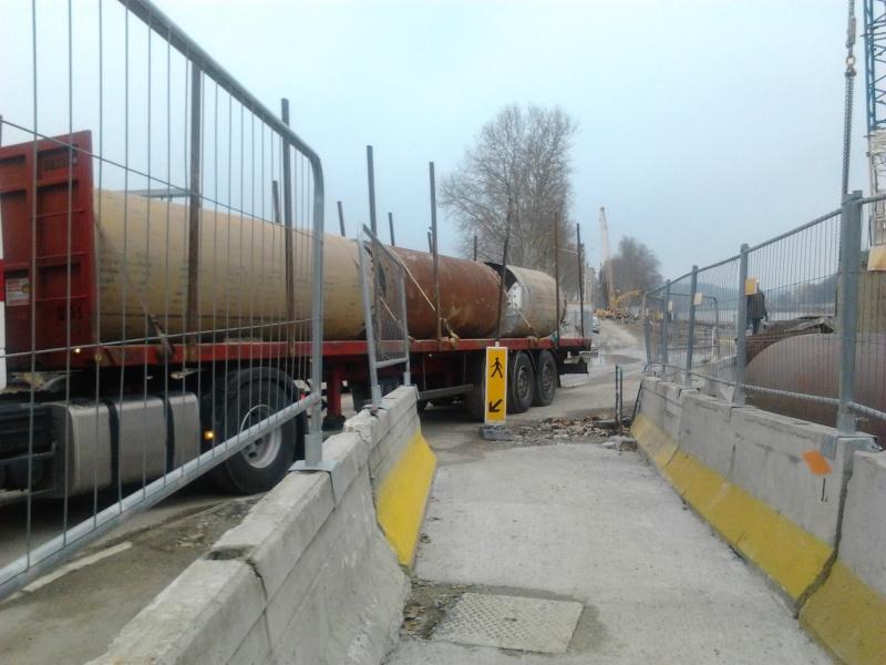 Le côté 9ème du projet Pont Schuman Photo082