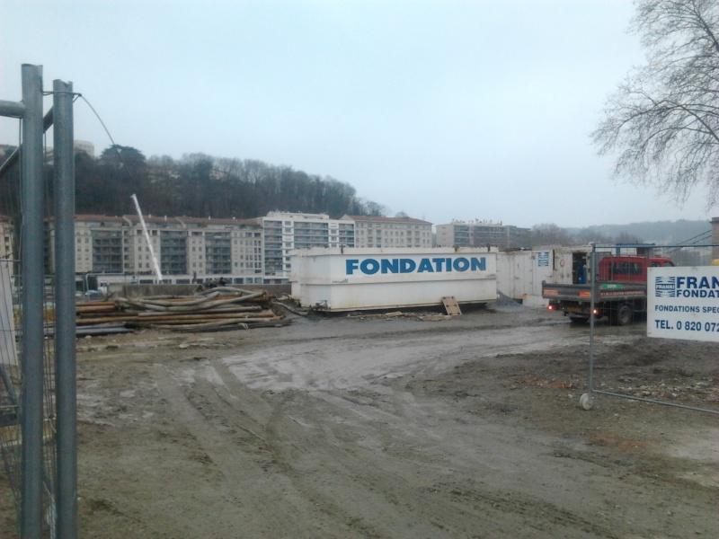 Le côté 9ème du projet Pont Schuman Photo083