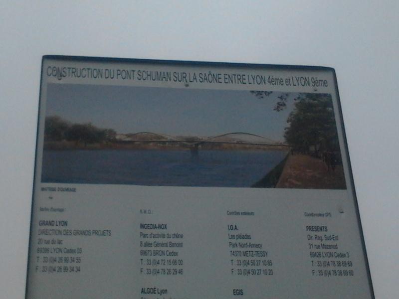 Le côté 9ème du projet Pont Schuman Photo084