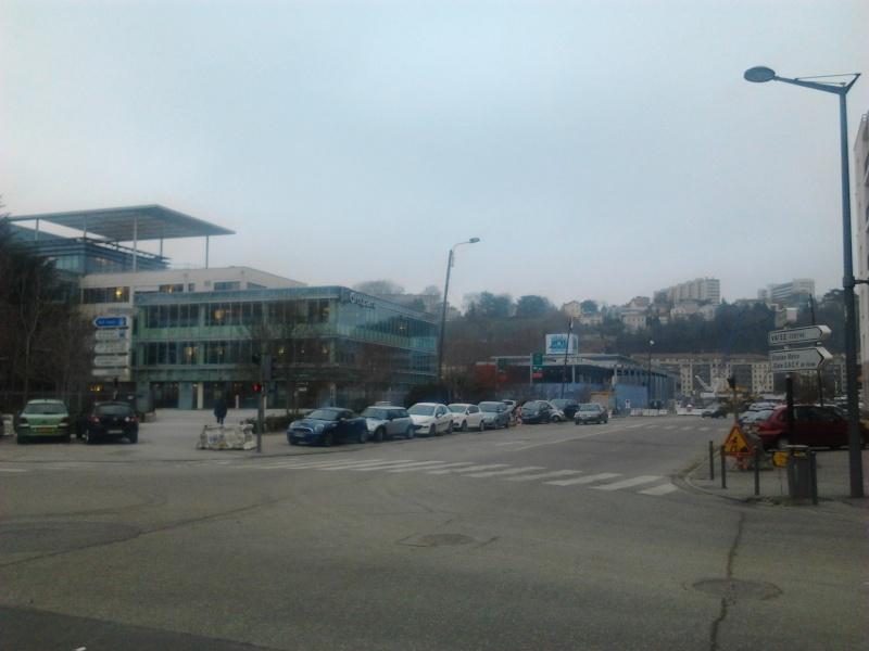 Le côté 9ème du projet Pont Schuman Photo089