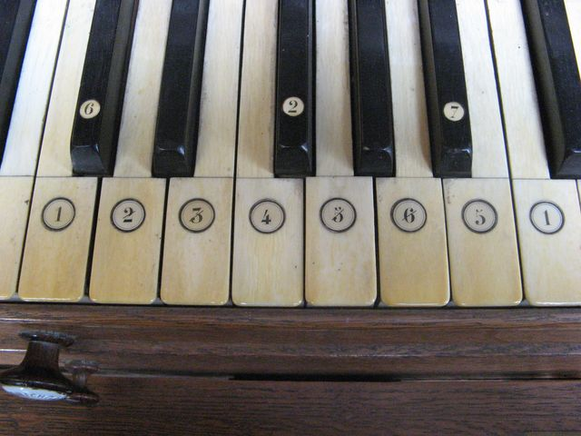 "H. Fourneaux avec ""Harmonichordéon"" Harmon20"