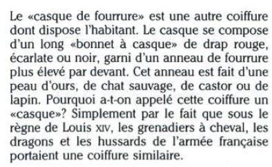 CASQUE de FOURRURE Casque10