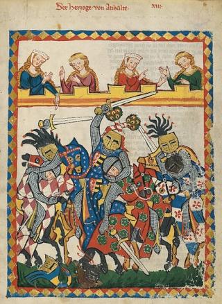 L'HÉRALDIQUE : LA SCIENCE DES BLASONS Codex_10