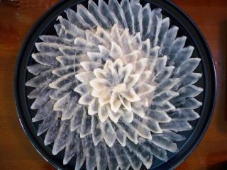 LA CUISINE JAPONAISE Fugu_s11