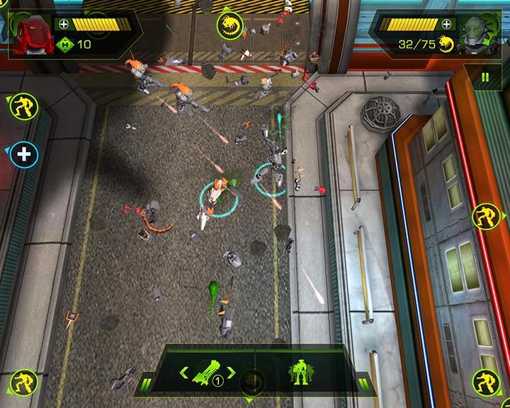 [Actualité] des image du jeu Hero factory brain attack! Leghfb14