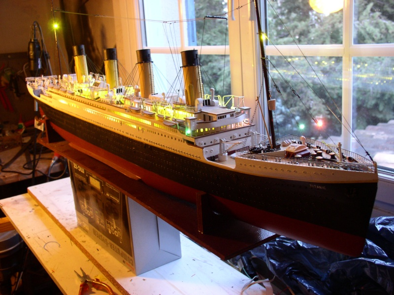 """La fin d'un chantier """" le Titanic """" P1010014"""
