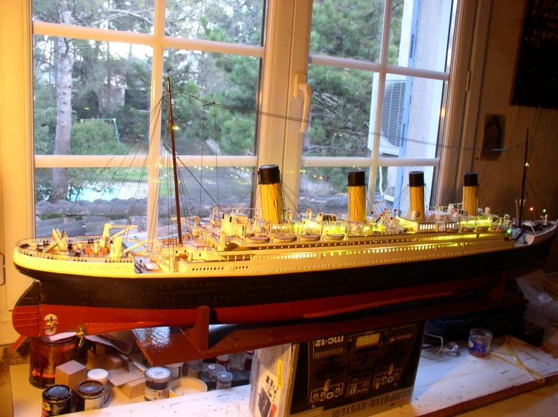 """La fin d'un chantier """" le Titanic """" P1010015"""