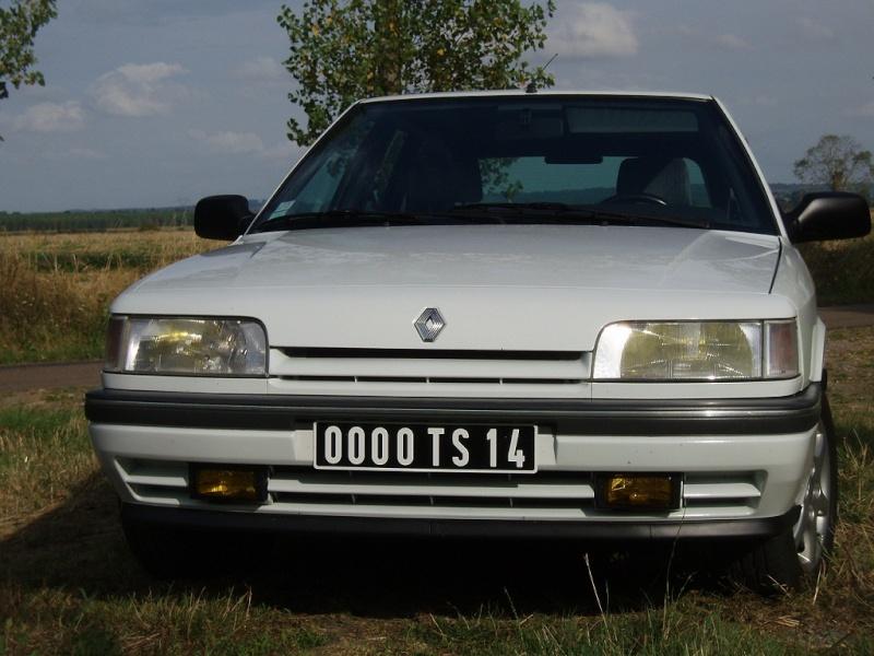Renault 21 GTS 1990 {david21} 00810