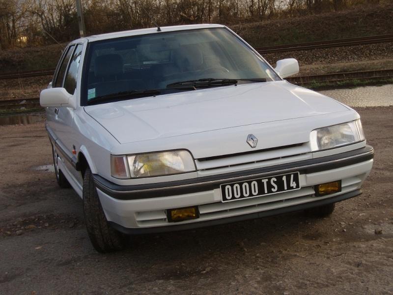 Renault 21 GTS 1990 {david21} 00811