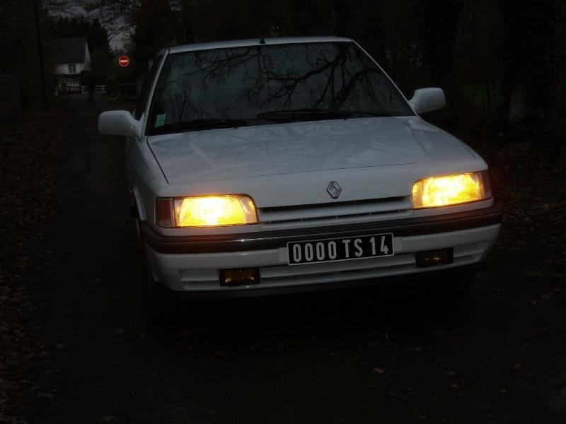 Renault 21 GTS 1990 {david21} 00911