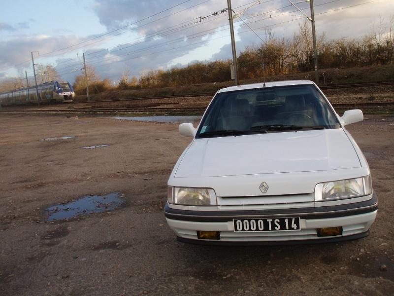 Renault 21 GTS 1990 {david21} 00912