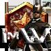 Insignia o logo Clan ImW Imw110