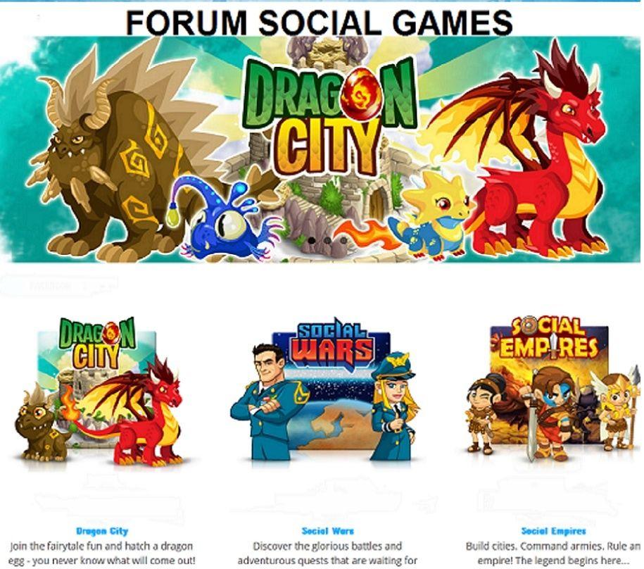 Forum Social Games