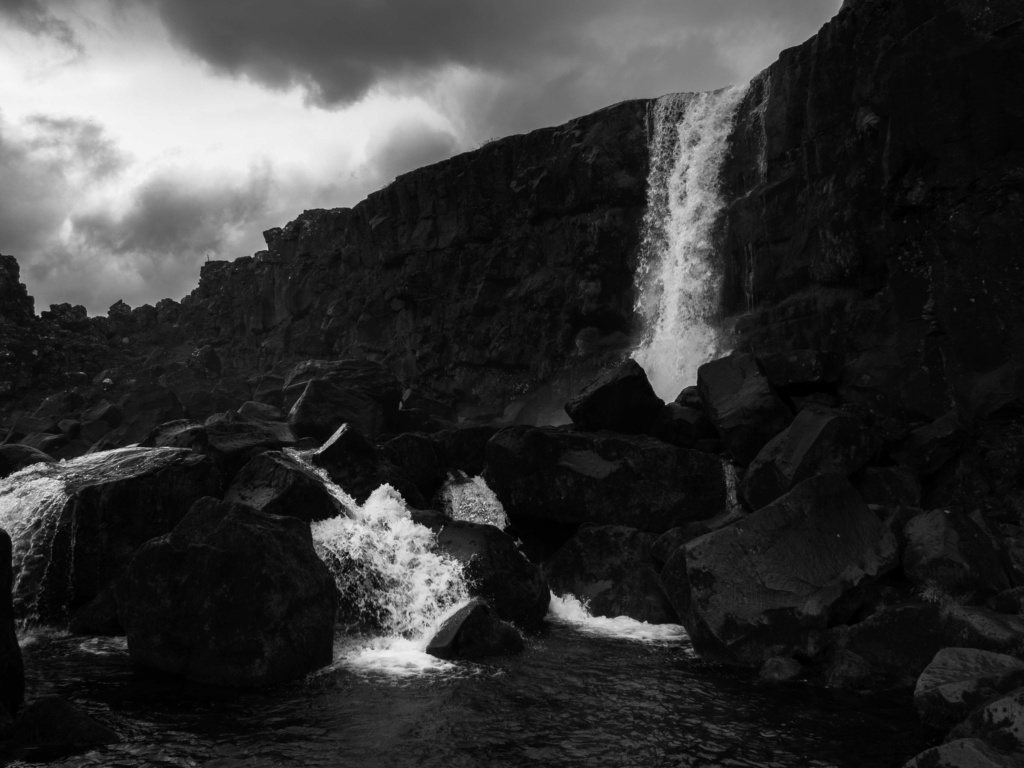 Série B & W Islande #1 P8033010