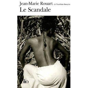 [Rouart, Jean-Marie] Le scandale Le_sca10