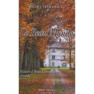 [Peyramaure, Michel] Le beau monde Peyram10