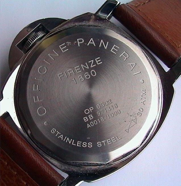 Les Panerai Pré-A et T-SWISS-T 1997-1998-Trad. de M.Bollen _1410