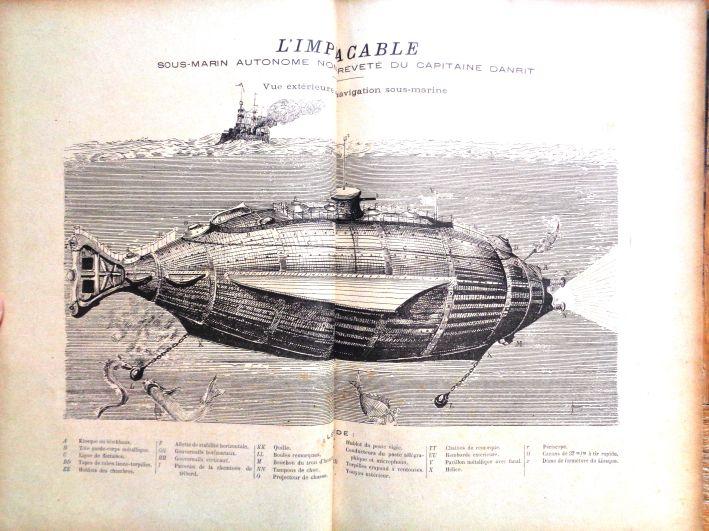 Le Capitaine Danrit Dsc00111