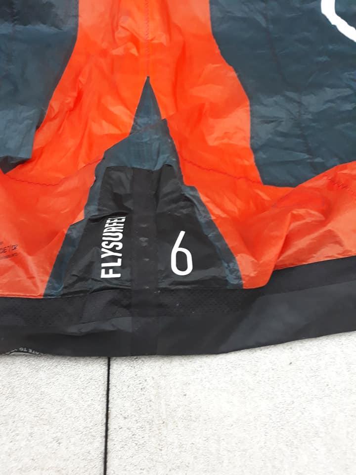 Vendue ...Flysurfer Stoke 2 2020 nue. Surface 6.0 m2 . Prix TLK 450 Euros 11641310