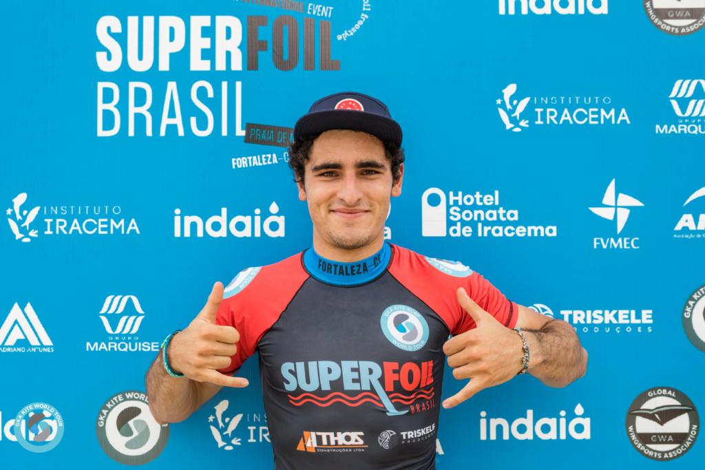 GKA SuperFoil Brazil - Final Day Freestyle foil 12480310