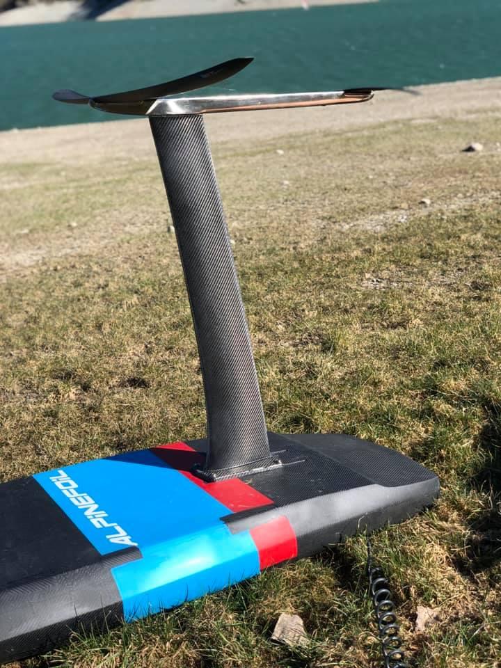 Nouveau mat Alpinefoil carbone Wingfoil 15261610