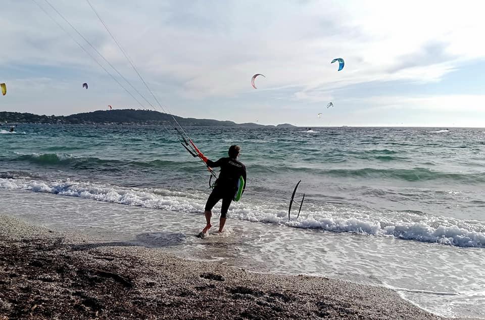 Première musclée en kitefoil depuis un an 19759410