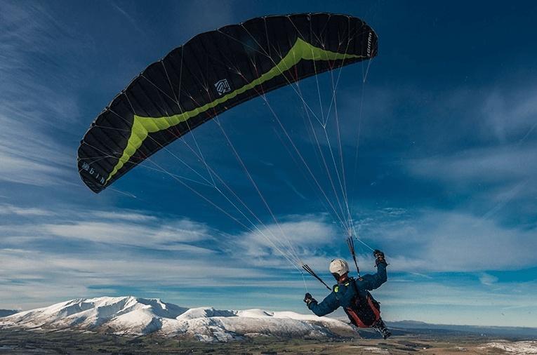 Nouveau Race kite de chez GIN pour Maxime NOCHER.. 20190311