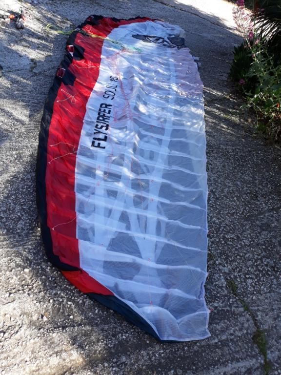 [Vendue] A vendre Flysurfer Soul 10.0 975 Euros 20190512