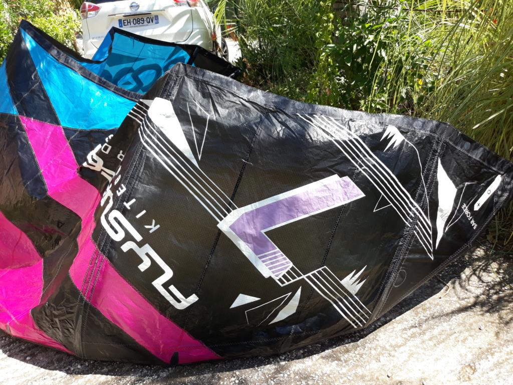 A Vendre : Flysurfer BOOST 2 Taille :7 Prix : 375 Euros . 20190623