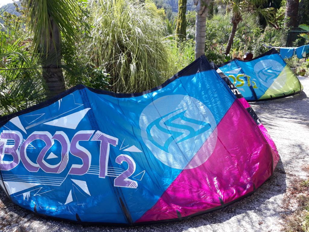 A Vendre : Flysurfer BOOST 2 Taille :7 Prix : 375 Euros . 20190627