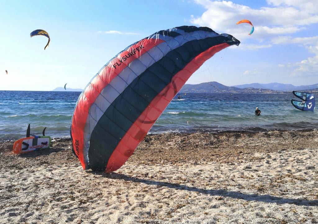 Test Flysurfer Soul 2 8.0 m² 24122510