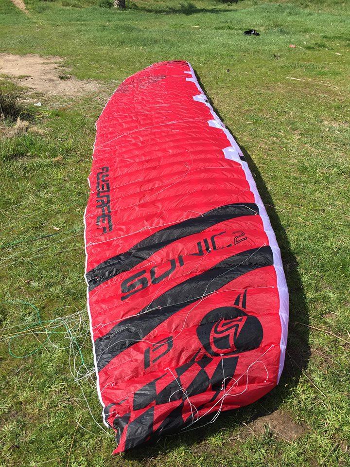 Flysurfer Sonic 2 13,0 m2 1050 Euros 39958810