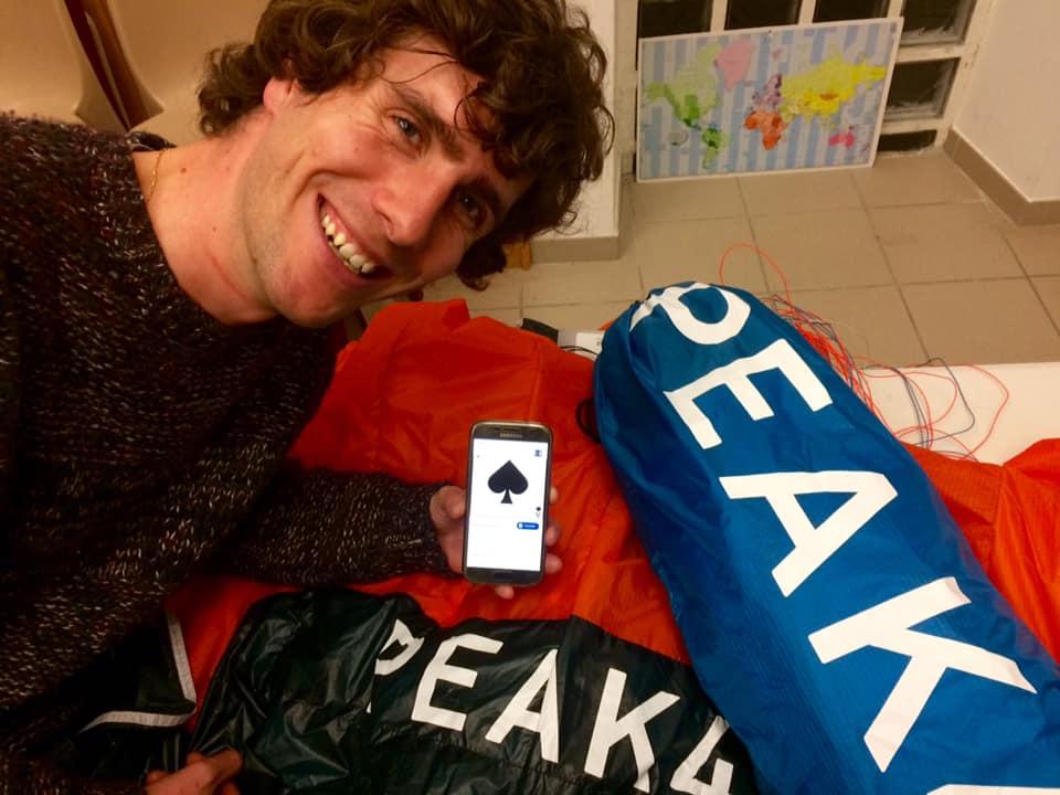 Peak a Boo ! Les jeux de mots d'Eloi sur la Peak , ça méritait un nouveau To-Peak ! 78101510