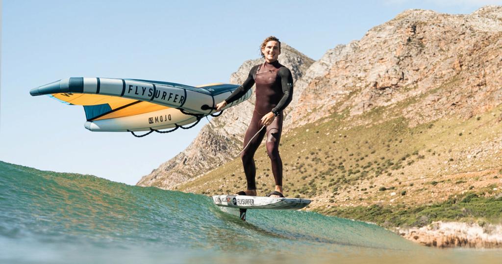 Sortie officielle de la MOJO Flysurfer Flysur11