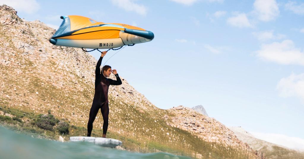 Sortie officielle de la MOJO Flysurfer Flysur12