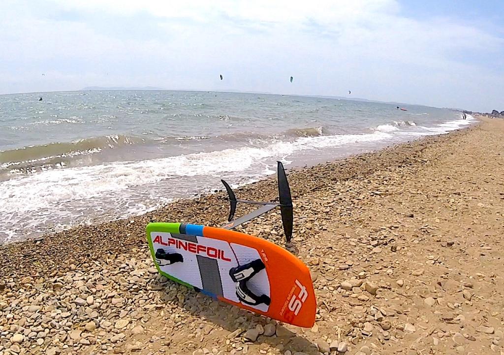 Test Alpinefoil RAVE /Aile RLW + Board Freestyle 3 Gopr7511